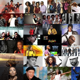 The Smooth Jazz Zone #1 (On iHeartRadio Podcast)