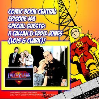 #6: K Callan and Eddie Jones
