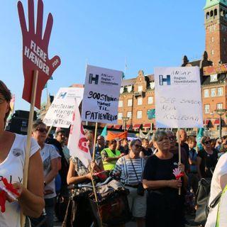 Kvinder finder sig ikke nedskæringer - 16. september 2017