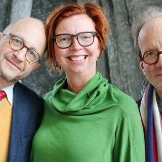 Johan Hakelius, Maja Aase och Per Naroskin