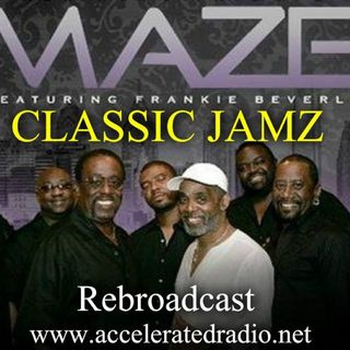 Classic Jamz *Tribute to Maze feat. Frankie Beverly* 9-22-18