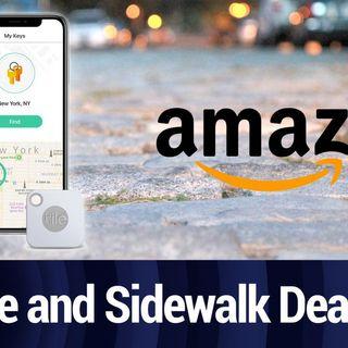 Tile's Deal with Amazon's Sidewalk Network   TWiT Bits
