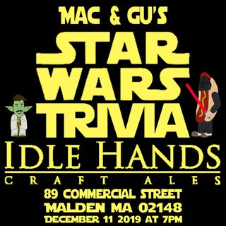 Star Wars Trivia ft. #DORK