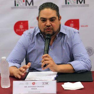 Detienen a exsecretario de salud de Jalisco