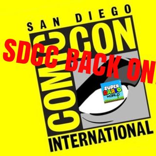 The 2020 San Diego Comic Con Is Back On (?)
