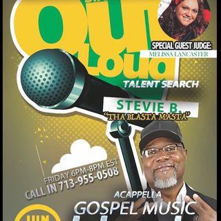 Stevie B's Acappella Gospel Music Blast - (Episode 85)