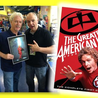 #358: William Katt - Greatest American Hero episode commentary!