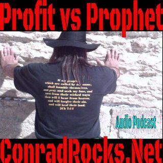 Profit vs Prophet