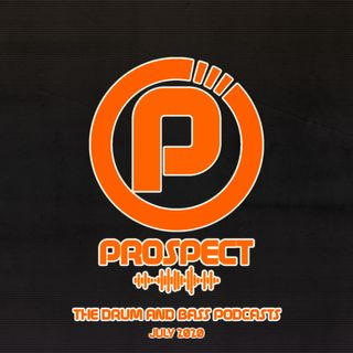 PROSPECT - THE DEEPER DARKER DNB PODCASTS - JULY 2020