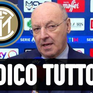 """Calciomercato Inter, Marotta: """"Dybala? È vero! Tonali, Zaniolo e Chiesa…"""""""