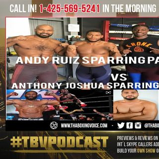 "☎️PBC Creating a Belt😱Andy Ruiz Believes Joshua is ""Worried"" Pacquiao Return April or Early March❓"