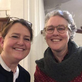 2. søndag i advent. Sandra Kastfelt i samtale med Inge Lise Løkkegaard