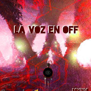 La voz en off XXIV