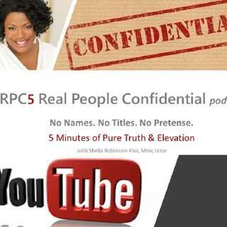 RPC5- He Suffered From Depersonalization And GOD Saved Him!