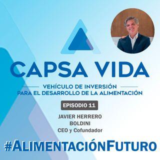 EPISODIO 11. Javier Herrero, CEO y Fundador de BOLDINI