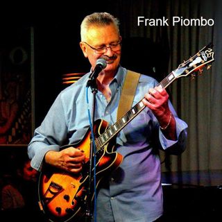 East coast jazz guitarist legend Frank Piombo returns with new music and more on The Mike Wagner Show!