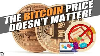 The BITCOIN PRICE DOES NOT MATTER! 2017 Behind the Scenes Call with Peter Saddington