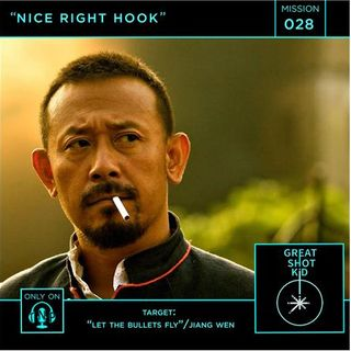 Mission 28: Nice Right Hook