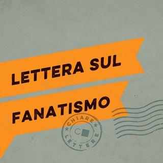 """David Bidussa """"Lettera sul fanatismo"""""""
