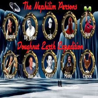 TMR 234 : The Nephilim Persons' Doughnut Earth Expedition