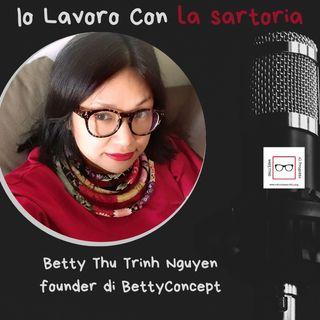 #35 Storie di Professioniste Coraggiose con Betty Concept