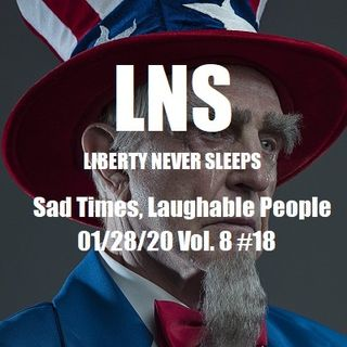 Sad Times, Laughable People 01/28/20 Vol. 8 #18