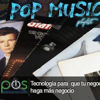 Lunes de Música Pop
