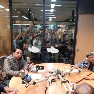 Desde el Museo de la Radio con Espacio Deportivo de la Tarde 05 de Noviembre 2019