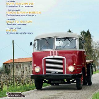 Uno sguardo nella storia del camion