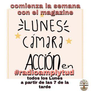 Lunes,Camara y Acción-Preparando La Rutina 2019- 7-Enero-2019