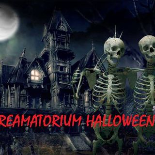 THE SCREAMATORIUM 2020 - HALLOWEEN PARTY!!!