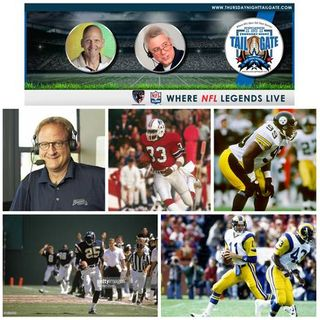 We're Talking AFC & NFC Championship Games with 4 NFL Legends