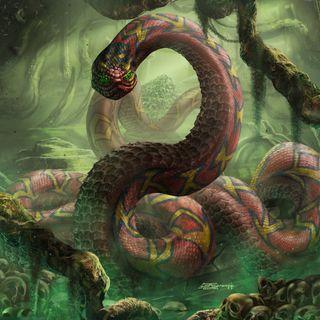 35.Il Principe Serpente - Fiaba Persiana