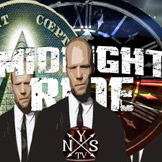 Midnight Ride - Illuminati Bloodlines  and Surviving Giants Exposed w Gary Wayne on NYSTV