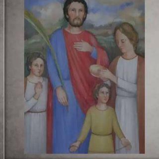 San Mario, Santa Marta, San Audifax y San Abaco - Mártires