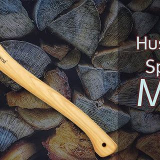 Husqvarna splitting maul review