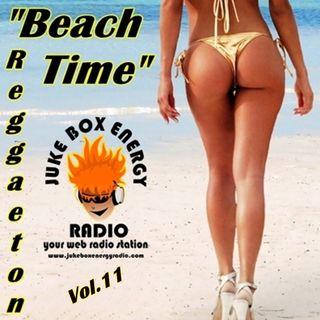"""MUSIC by NIGHT"" BEACH TIME Vol.11 REGGAETON 2018 by ELVIS DJ"