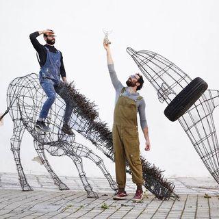 Generazione di creatività - Artigiani della Creatività con Chiodo Fisso