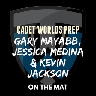 USA Wrestling Developmental coaches Gary Mayabb, Kevin Jackson and Jessica Medina - OTM580
