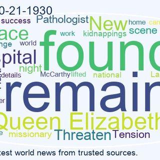 World News 2021-10-21-1930