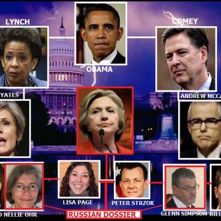CWR#552 The Stunning Truth Proving The FBI and DOJ Corruption Will Come Out