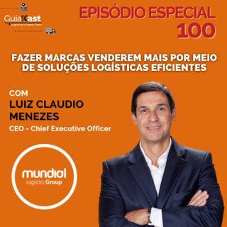 Luiz Claudio Menezes e as Soluções Logísticas eficientes com a Mundial Logistics