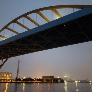 26 | Lights, Bridge, Action: Ian Abston on Light the Hoan's mission to light up a busy city landmark