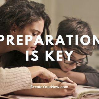 2373 Preparation is Key