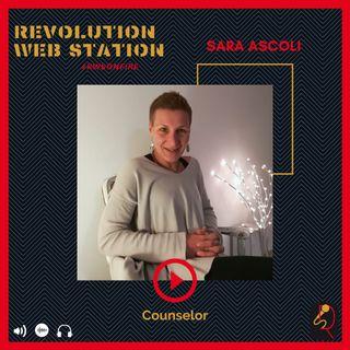 INTERVISTA SARA ASCOLI - COUNSELOR