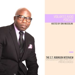 The C.T. Robinson Interview.