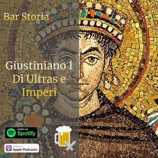 Giustiniano I al bancone - Di ultras e imperi