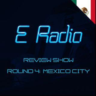 eRadio Show: Mexico City ePrix Review