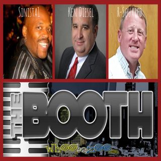 The Booth: Aug. 20, 2019 - Special Guest John Napolitano (NY Mets & Telecommunications)