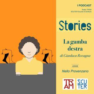 La gamba destra - di Gianluca Rovagna